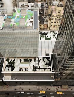 Rooftop Garden, MOMA