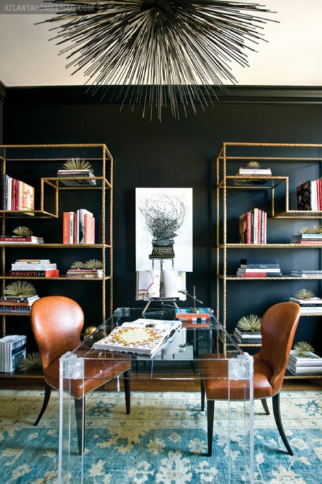 black-walls-gold-shelving