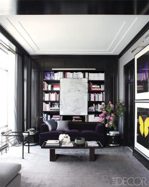 a05abe63db4a2602bd67ee52e3335787--velvet-sofa-black-walls